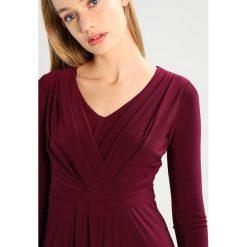 Odzież damska: Hobbs DRESS Sukienka z dżerseju berry