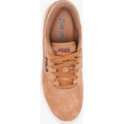 Fila - Buty Original Fitness. Różowe buty fitness męskie Fila, z gumy, na sznurówki. W wyprzedaży za 279,90 zł.