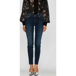 Silvian Heach - Jeansy. Szare jeansy damskie rurki marki G-Star RAW, z obniżonym stanem. Za 319,90 zł.