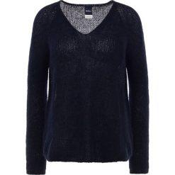 Max Mara Leisure NOEL Sweter blau. Niebieskie swetry klasyczne damskie Max Mara Leisure, xs, z materiału. Za 829,00 zł.