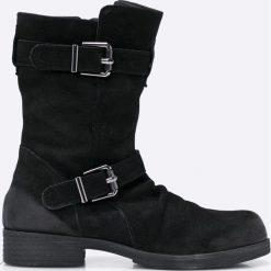 Buty zimowe damskie: s. Oliver - Botki