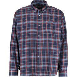 Koszule męskie na spinki: BAD RHINO CHECK Koszula blue