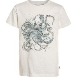 T-shirty chłopięce z nadrukiem: Wheat KIDS OCTOPUS  Tshirt z nadrukiem ivory