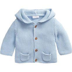Next Kardigan blue. Niebieskie swetry chłopięce Next, z bawełny. Za 129,00 zł.