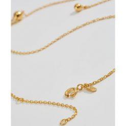 Biżuteria i zegarki: Maria Black HELIX Naszyjnik goldcoloured