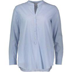 Topy sportowe damskie: Bluzka – Comfort fit – w kolorze błękitnym