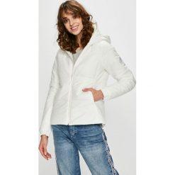 Adidas Originals - Kurtka. Brązowe kurtki damskie marki adidas Originals, z bawełny. Za 399,90 zł.