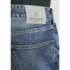 Scotch & Soda SKIM Jeans Skinny Fit goodie. Niebieskie rurki męskie Scotch & Soda, z bawełny. Za 429,00 zł.