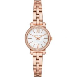 Zegarek MICHAEL KORS - Sofie MK3834 Rose Gold/Rose Gold. Czerwone zegarki damskie Michael Kors. Za 1050,00 zł.