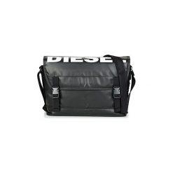 Teczki Diesel  BOLD MESSENGER. Czarne aktówki męskie Diesel. Za 569,00 zł.
