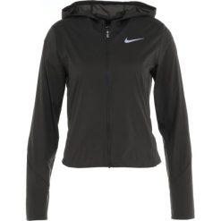 Nike Performance SHIELD CONVERTIBLE JACKET Kurtka do biegania sequoia/silver. Zielone kurtki damskie do biegania marki Nike Performance, xs, z materiału. W wyprzedaży za 359,10 zł.