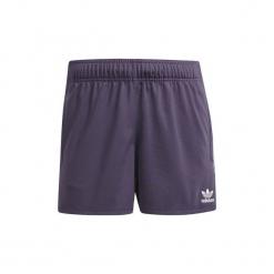 Szorty i Bermudy  adidas  Szorty Pride 3-Stripes. Fioletowe bermudy damskie Adidas. Za 129,00 zł.