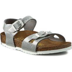 Sandały dziewczęce: Sandały BIRKENSTOCK – Rio Kinder 0831783 Magic Galaxy Silver