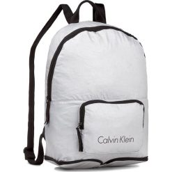 Plecak CALVIN KLEIN BLACK LABEL - Ck Packable Backpack K40K400246  000. Czarne plecaki męskie marki Calvin Klein Black Label, z materiału. W wyprzedaży za 259,00 zł.