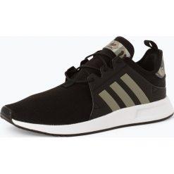 Adidas Originals - Tenisówki męskie – X_PLR, czarny. Czarne tenisówki męskie adidas Originals, moro, z dzianiny. Za 379,95 zł.