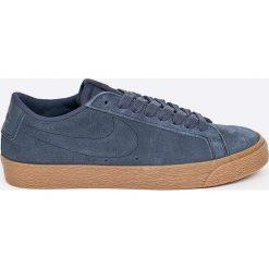 Nike Sportswear - Buty SB Zoom Blazer Low. Szare buty skate męskie Nike Sportswear, z gumy, na sznurówki. W wyprzedaży za 299,90 zł.