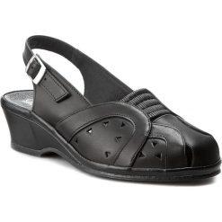 Rzymianki damskie: Sandały COMFORTABEL – 720099 Schwarz 1