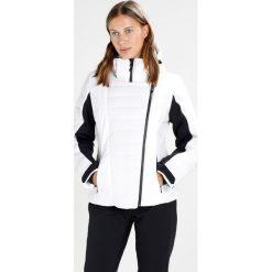 Napapijri COCOE Kurtka snowboardowa bright white. Białe kurtki damskie narciarskie Napapijri, xl, z materiału. W wyprzedaży za 1616,30 zł.
