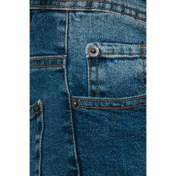 Brave Soul - Jeansy Ortiz. Niebieskie jeansy męskie skinny Brave Soul. W wyprzedaży za 69,90 zł.