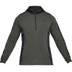 Bluzy męskie: Bluza funckyjna w kolorze khaki