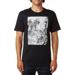 T-shirty męskie: FOX T-Shirt Męski Golden Out Ss Tee S Czarny