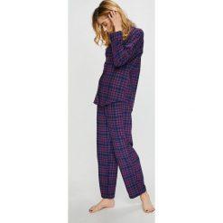 Lauren Ralph Lauren - Piżama. Szare piżamy damskie Lauren Ralph Lauren, l, z bawełny. W wyprzedaży za 369,90 zł.