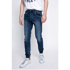 Pepe Jeans - Jeansy Zinc Jggunnel. Niebieskie jeansy męskie regular Pepe Jeans. W wyprzedaży za 279,90 zł.