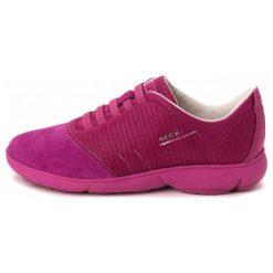 Tenisówki damskie: Geox Tenisówki Damskie Nebula 37 Różowy