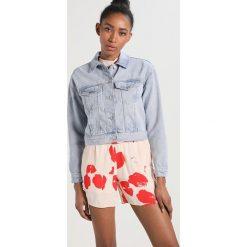 Bomberki damskie: Topshop MATILDA Kurtka jeansowa lightdenim