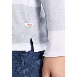 Bluzki damskie: Marc O'Polo DENIM LONG SLEEVE WIDE BODY Bluzka z długim rękawem mottled grey
