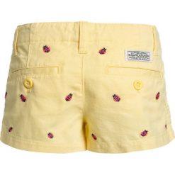 Polo Ralph Lauren SCHIF BOTTOMS Szorty wicket yellow. Żółte szorty jeansowe damskie Polo Ralph Lauren. Za 299,00 zł.