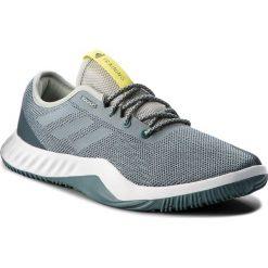 Buty adidas - CrazyTrain Lt M DA8690 Ashsil/Shoyel/Tramar. Szare buty fitness męskie marki Adidas, z materiału. W wyprzedaży za 229,00 zł.