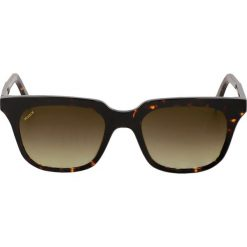 Brązowe okulary przeciwsłoneczne. Brązowe okulary przeciwsłoneczne damskie Kazar. Za 399,00 zł.