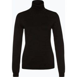 Brookshire - Sweter damski, czarny. Czarne golfy damskie marki brookshire, m, w paski, z dżerseju. Za 179,95 zł.