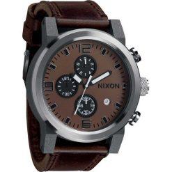 Zegarki męskie: Zegarek męski Brown Black Nixon Ride A3151562