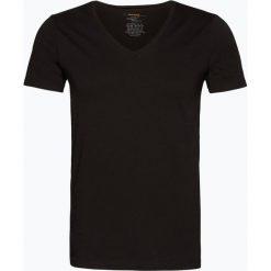 Odzież: BOSS Casual – T-shirt męski – Tooley, czarny