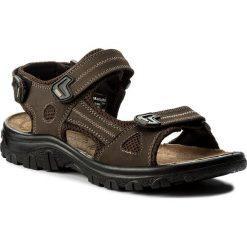Sandały MARCO TOZZI - 2-18400-20 Mocca Comb 303. Brązowe sandały męskie skórzane marki Marco Tozzi. W wyprzedaży za 139,00 zł.