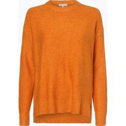Marie Lund - Sweter damski, pomarańczowy. Brązowe swetry klasyczne damskie marki Marie Lund, xl, z dzianiny. Za 229,95 zł.
