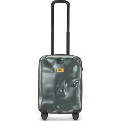 Walizka Icon kabinowa zielona. Szare walizki marki Crash Baggage, z materiału. Za 880,00 zł.