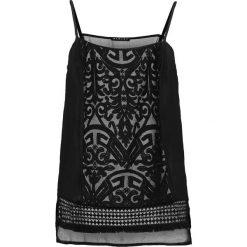 Topy damskie: Sisley Top black