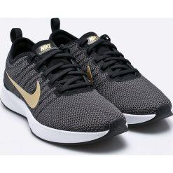 Nike Sportswear - Buty W Nike Dualtone Racer Se. Szare buty sportowe damskie Nike Sportswear, z materiału. W wyprzedaży za 299,90 zł.