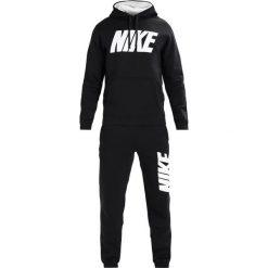 Spodnie dresowe męskie: Nike Sportswear JUST DO IT Dres black/white