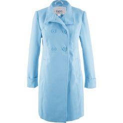 Płaszcze damskie: Płaszcz bonprix jasnoniebieski