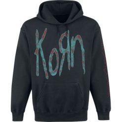 Korn New Doll Bluza z kapturem czarny. Czarne bejsbolówki męskie Korn, s, z nadrukiem, z kapturem. Za 184,90 zł.