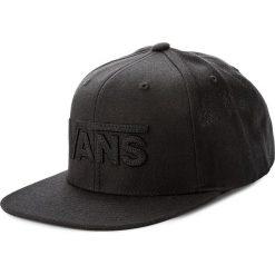 Czapka męska VANS - Drop V II Snapb VA36ORBKA  Black. Czarne czapki damskie marki Vans, z wełny. Za 99,00 zł.