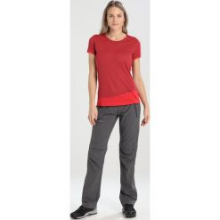 T-shirty damskie: Vaude WOMEN'S SVEIT Tshirt z nadrukiem red cluster