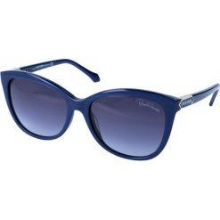 """Okulary przeciwsłoneczne damskie: Okulary przeciwsłoneczne """"RC872S"""" w kolorze granatowym"""