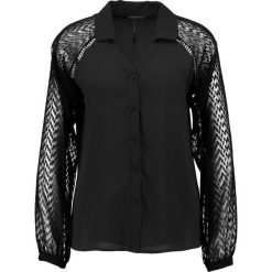 Koszule wiązane damskie: IKKS Koszula noir