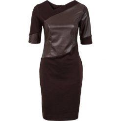 Sukienki: Sukienka bonprix brązowy