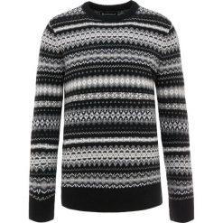 Barbour Sweter black. Czarne swetry klasyczne męskie Barbour, m, z materiału. Za 539,00 zł.